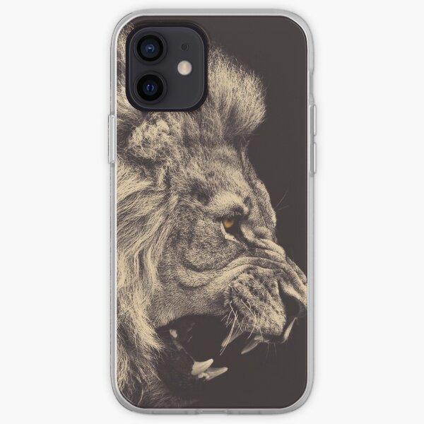 Lion case iPhone Soft Case