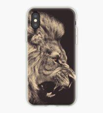 Lion case iPhone Case