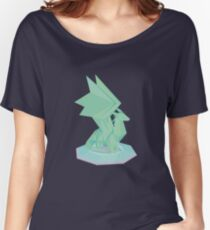 Spyro the Dragon's Crystal Dragon Women's Relaxed Fit T-Shirt