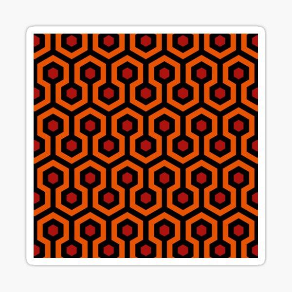Shining Carpet Sticker