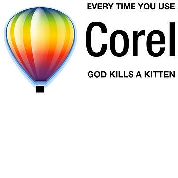 Corel light by FiveseveNp90