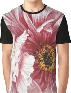 Pink Blossom Graphic T-Shirt