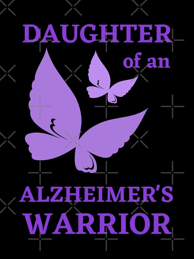 Daughter of an Alzheimer's Warrior by ArtMystSoul