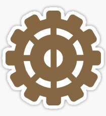 Lexa Heda - Brown Sticker