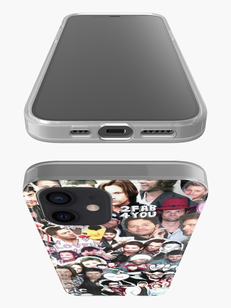 Alternate view of Supernatural Collage iPhone Case & Cover