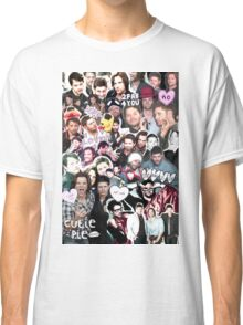 Supernatural Collage Classic T-Shirt