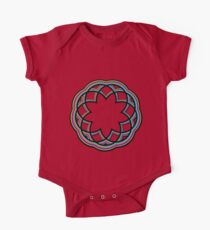 Flower Spirograph Kids Clothes