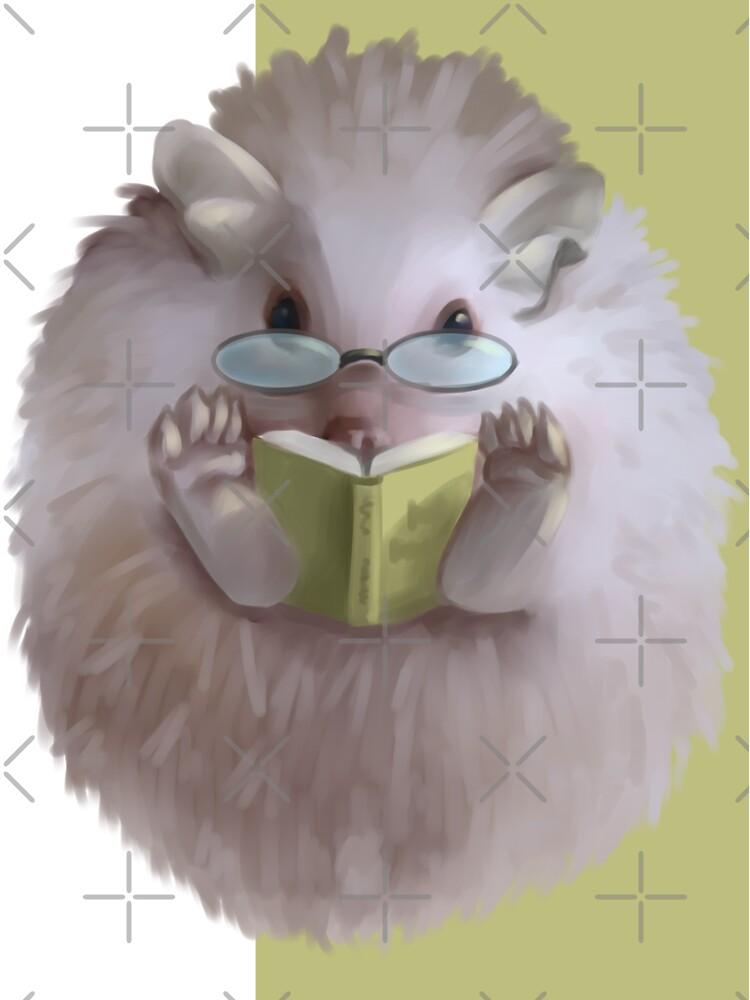 Hedgehog by Elenanaylor