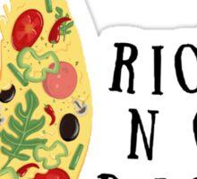 Riots Not Diets - Feminist Sticker