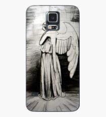 Weeping Angel Case/Skin for Samsung Galaxy
