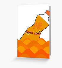 Fanta sea Greeting Card