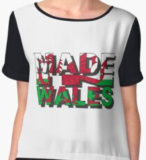 Made In Wales Chiffon Top