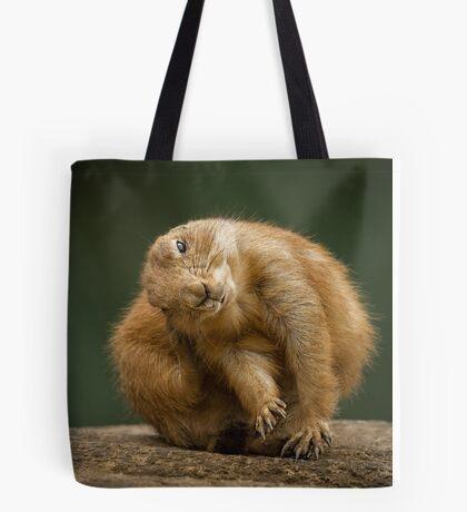 Prairie Dog Tote Bag