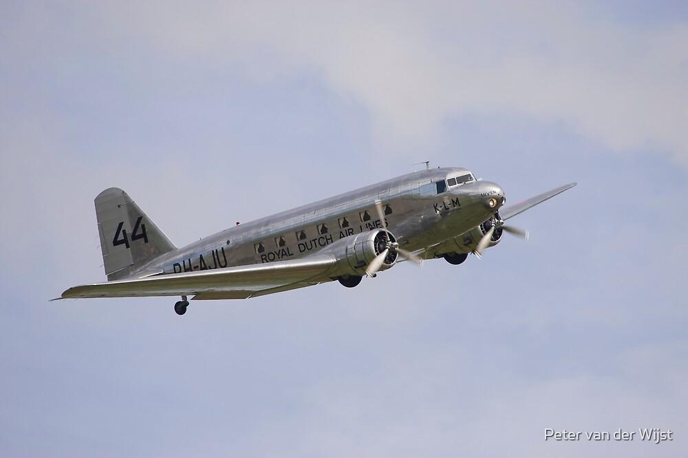 """Douglas DC-2 PH-AJU """"Uiver"""" by Peter van der Wijst"""