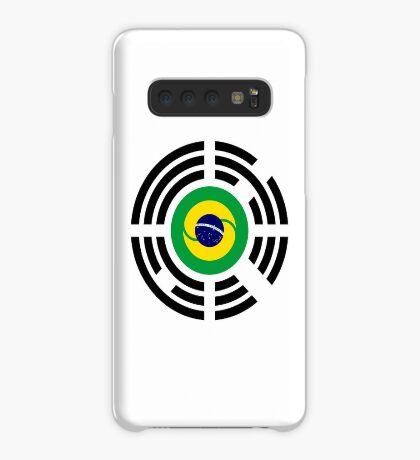 Korean Brazillian Multinational Patriot Flag Series Case/Skin for Samsung Galaxy