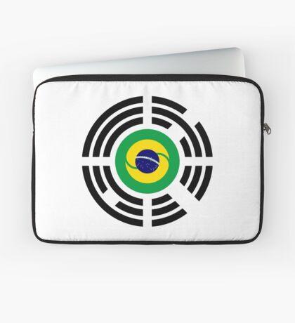 Korean Brazillian Multinational Patriot Flag Series Laptop Sleeve