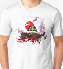 Japan Hirosaki Castle Unisex T-Shirt