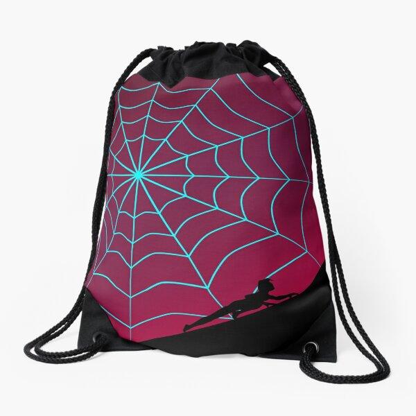 Spider Twilight Series - Spider Gwen Drawstring Bag