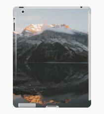 Mountain Mirror - Landscape Photography iPad Case/Skin