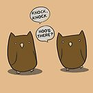 Knock, Knock by cheezup