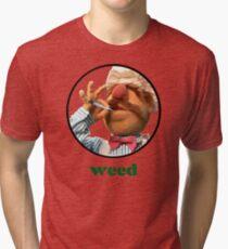 Weedish Chef Tri-blend T-Shirt