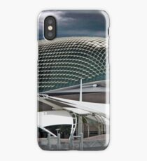 Arts Center Wings iPhone Case/Skin