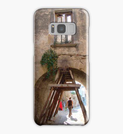 Holding Up Somebody's World Samsung Galaxy Case/Skin