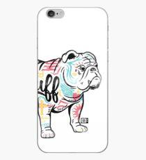 Ruff iPhone Case