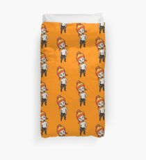 Kawaii Chibi Jayne Cobb Duvet Cover