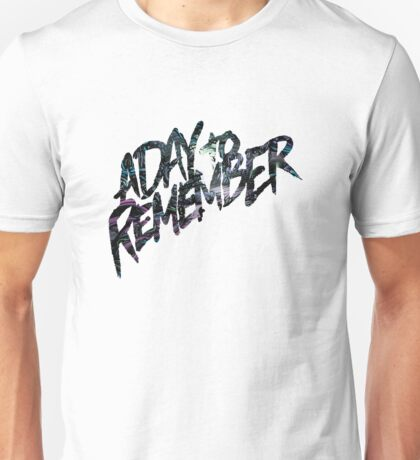 "A Day To Remember ""Homesick"" Logo Unisex T-Shirt"