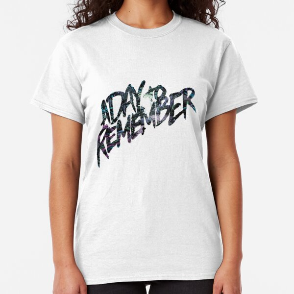 """A Day To Remember """"Homesick"""" Logo Classic T-Shirt"""