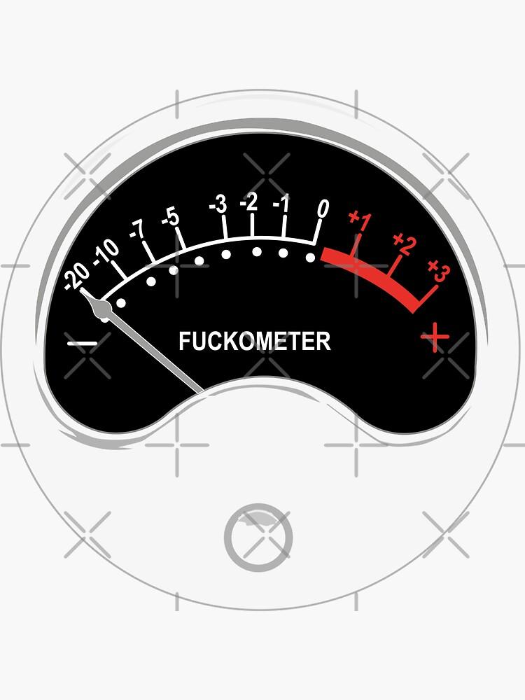 Fuckometer by enriquepma