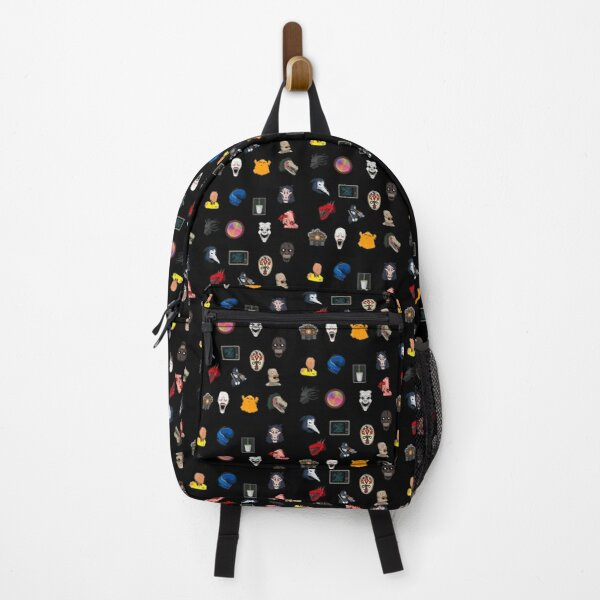 SCP Pattern/Sticker Pack Backpack
