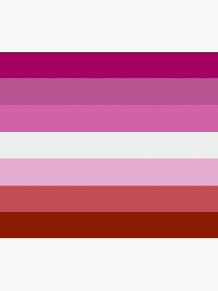 Bandera lesbiana de baiiley