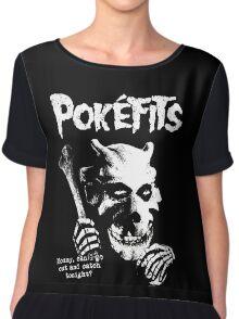 Pokefits Chiffon Top
