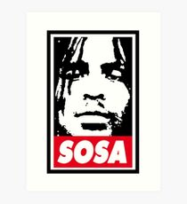Sosa ( Chief Keef )  Art Print