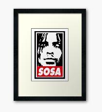 Sosa ( Chief Keef )  Framed Print