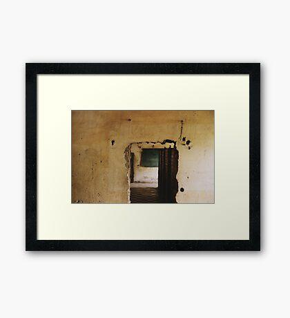 S21 Framed Print