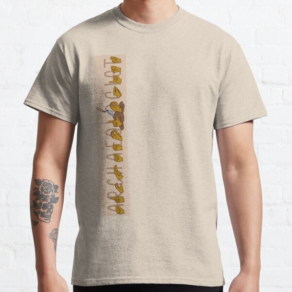 """""""Archaeologist"""" in American Sign Language (ASL) Classic T-Shirt"""
