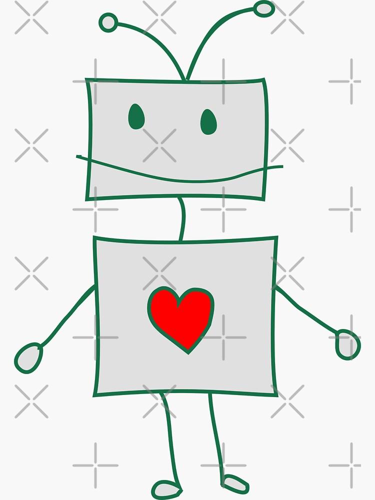 Robot by tannie