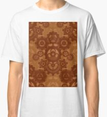 Time Waits For Know One. Cogs and Gears. Tick Tock. Classic T-Shirt