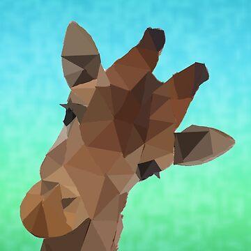 Giraffe by Izabeliukas