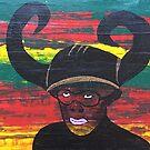 Grenada Carnival JAB JAB by Artbymilissa