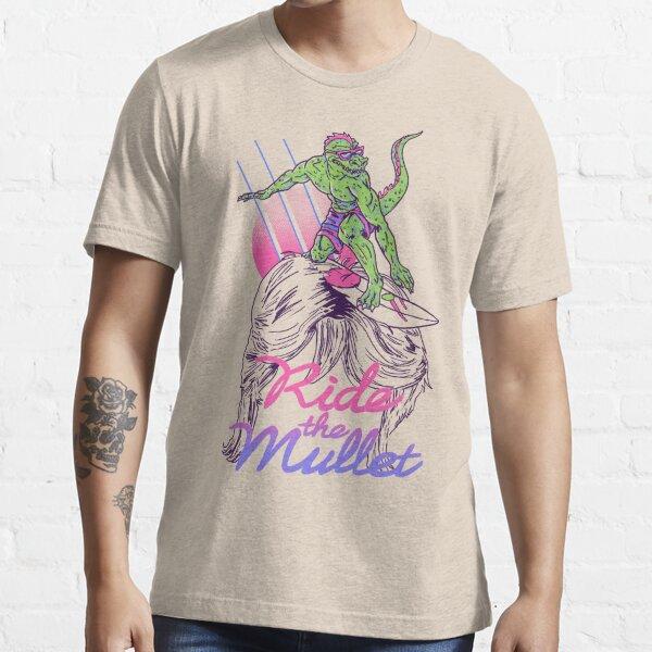 Mullet Surfer Essential T-Shirt