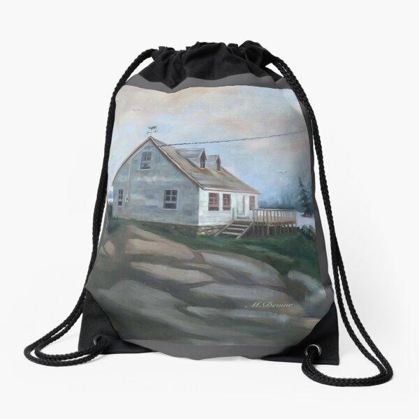 East Coast Home Drawstring Bag