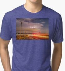 Cruising From the Storm Tri-blend T-Shirt