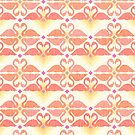 Flamingo Skyline by Gina Rollason