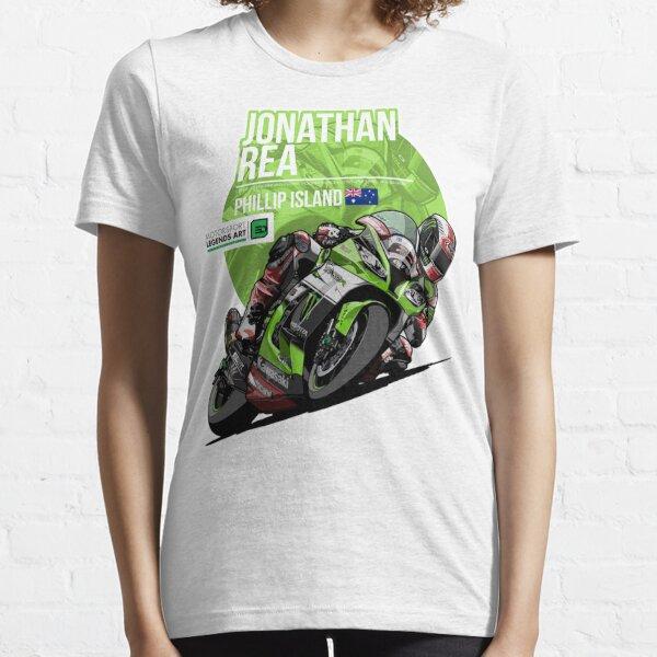 Jonathan Rea - 2015 Phillip Island Essential T-Shirt