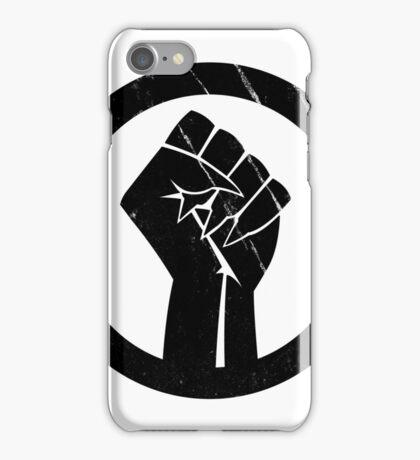 Black Panther Power iPhone Case/Skin