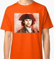 """Wheal Leisure"" ~ Ross Poldark Classic T-Shirt"